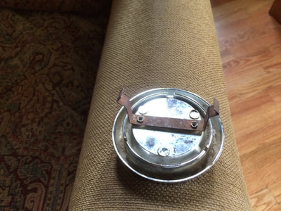Nova Ss Steering Wheel Horn Button Img